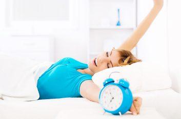 2. Réveillez-vous plus tôt.