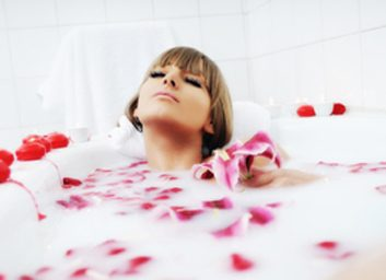 Plongez dans un bain thérapeutique