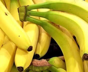 Aliment anti-stress no. 2: Les bananes