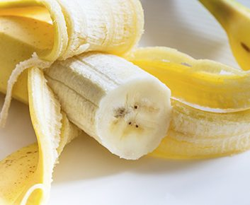 La banane est l'un des aliments les plus radioactifs