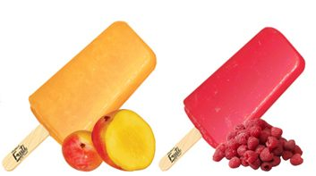 Barres glacées aux fruits de Chunks O'Fruti