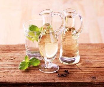 Vinaigre au basilic
