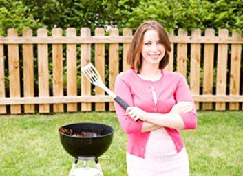 3. Allumez le barbecue