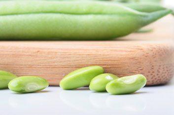 Les haricots réduisent les risques de cancer.