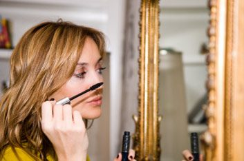 2. «Pomper» votre mascara
