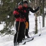 Le ski de fond pour garder la forme