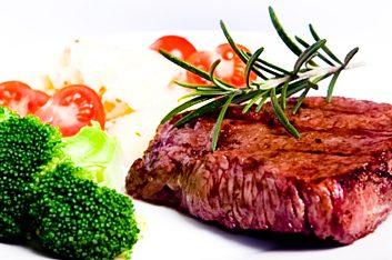 1. Changez de viande