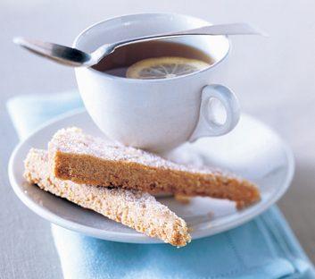 Biscuit sablé aux noix