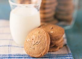 Biscuits frigidaire aux pacanes