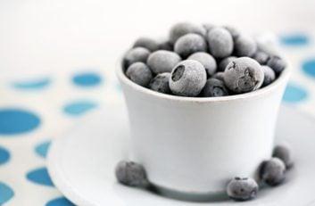 5. Les bleuets réduisent les risques d'un cancer du côlon.