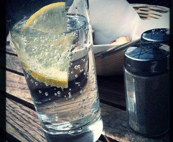 Consommez une boisson sucrée