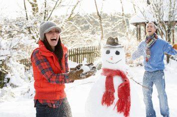 6. Sculpture sur neige