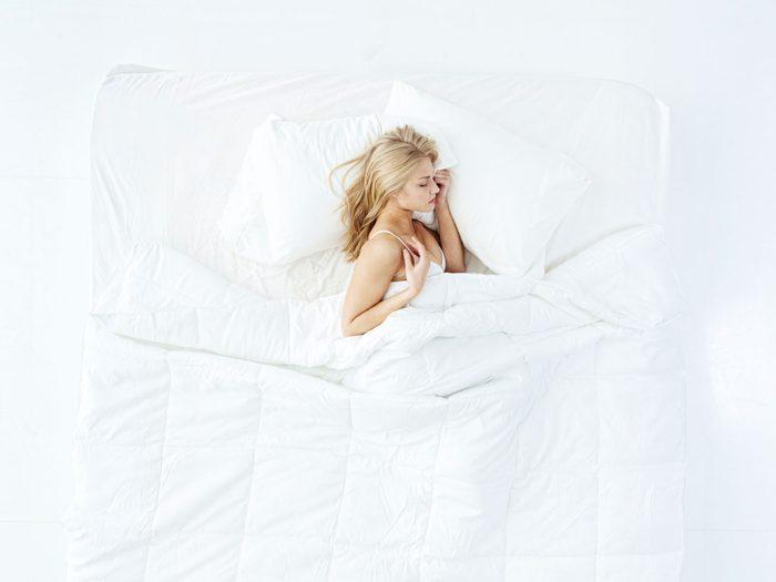La meilleure position pour dormir