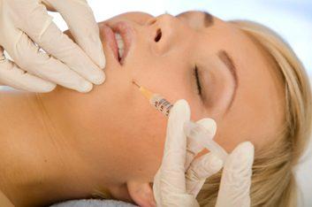 1. Injection de Botox