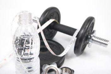 5. Une bouteille en plastique