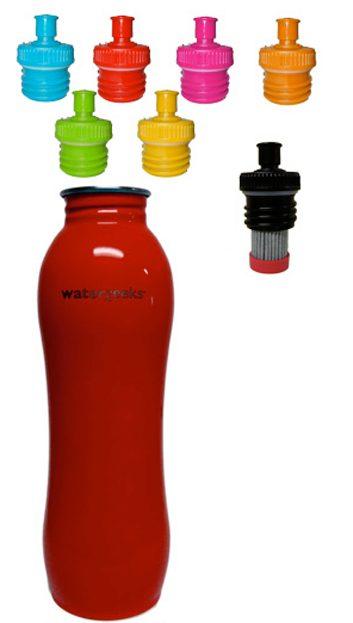 Bouteille inoxydable avec filtreur de WaterGeeks