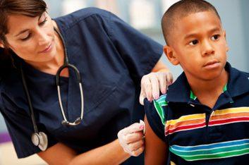 Vaccination infantile que vous pourriez avoir manquée