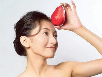 5. La poire stimule votre matière grise.