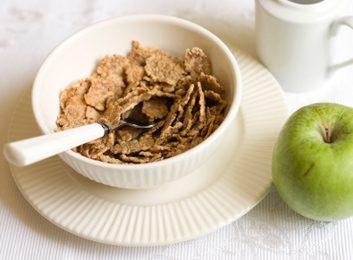 Les céréales du petit déjeuner