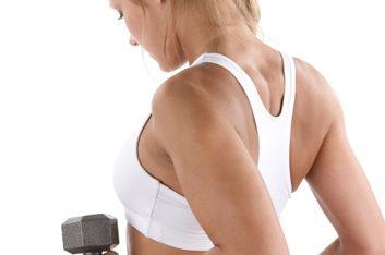 2. Ajoutez un peu de musculation à votre entraînement