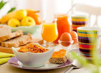 Évitez de sauter le petit-déjeuner