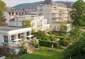 1. Brenner's Park Hôtel et Spa, Allemagne