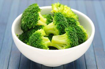 Mangez vos légumes verts