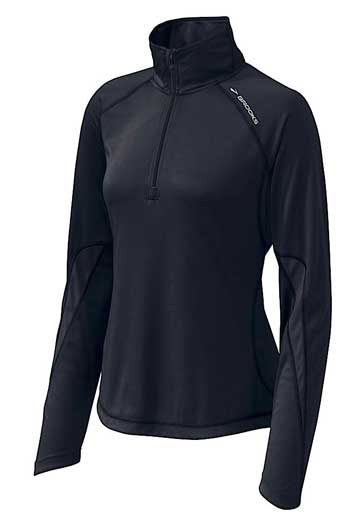 3. Veste Essential Run 1/2 Zip de Brooks