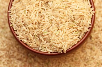 Envie de ceci?: Du riz blanc.