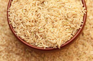 Réponse: le riz entier