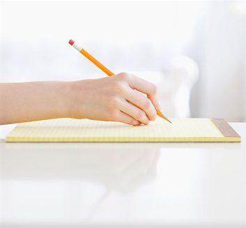 8. Faites une liste de tâches en fin de journée.