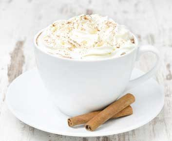 Méfiez-vous des boissons caféinées