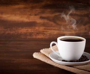 Tenez-vous-en au café nature