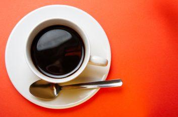 Cappuccino au lait écrémé