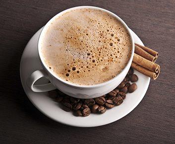 La caféine peut perturber votre sommeil.