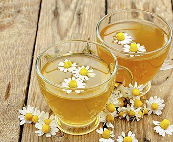 En période d'anxiété, buvez 3 tasses de camomille par jour