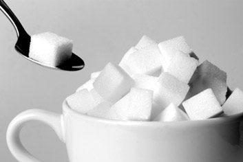 2. Réduisez votre consommation d'aliments «blancs»