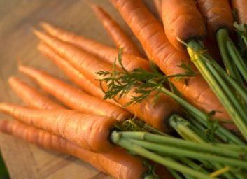 3. Les légumes orange font du bien à votre cœur