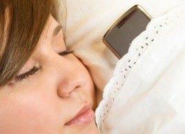 Un téléphone intelligent peut-il aider à dormir?