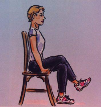 Exercice no. 3: Cercles de pied