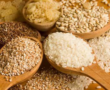 Aliment réconfort no.4: Céréales et légumes verts