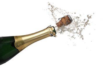 5. Laissez tomber le champagne
