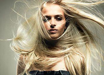 Produits pour cheveux fins