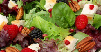 4 salades-repas pour perdre du poids