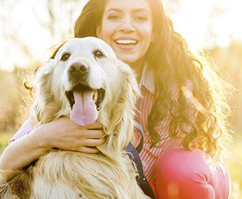 Un animal de compagnie peut réduire le niveau de stress et de tension.
