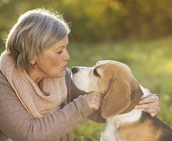 Un animal de compagnie peut détecter précocement le cancer.