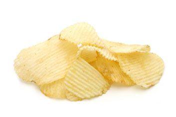 Vous rêvez d'une portion de 28grammes de chips Ruffles (156calories, 11grammes de lipides)?