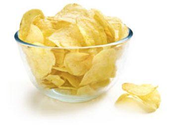 8. Croustilles de pommes de terre