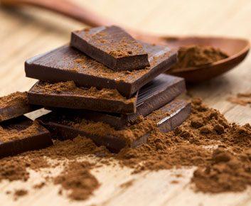 Les vertus du chocolats noir