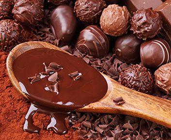 Le chocolat fait monter le cholestérol.